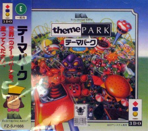 theme park bullfrog bullfrog theme park game free download