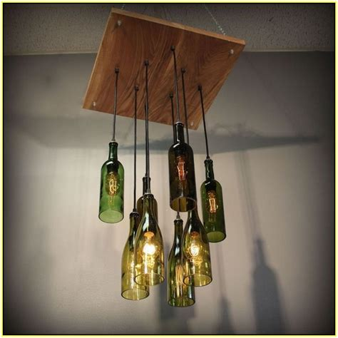 Wine Bottle Chandelier Frame Wine Bottle Chandelierwine Bottle Chandelier Home Design