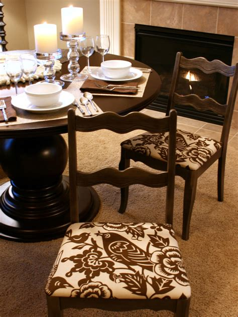 how to re cover a dining room chair how tos diy