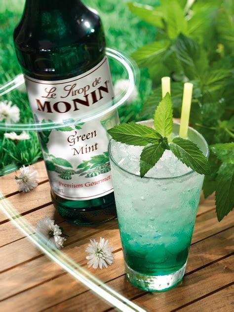 Menta Cool Mint Sugar Free 10g monin green mint syrup monin