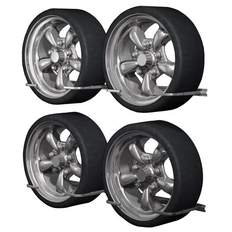 The Tire Rack by Tire Rack Chrome Single Pack Canada Garage