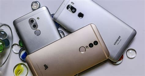 top smartphones  dual cameras