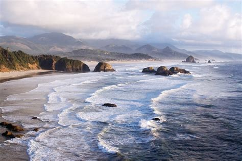 scenic viewpoints along the oregon coast