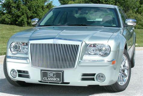 2005 2010 chrysler 300 e g classics rolls royce phantom grille