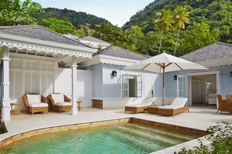 Christmas At Sugar Beach A Viceroy Resort St Lucia The Luxury Cottages