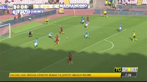 di roma napoli la vigilia di roma napoli calcio raisport