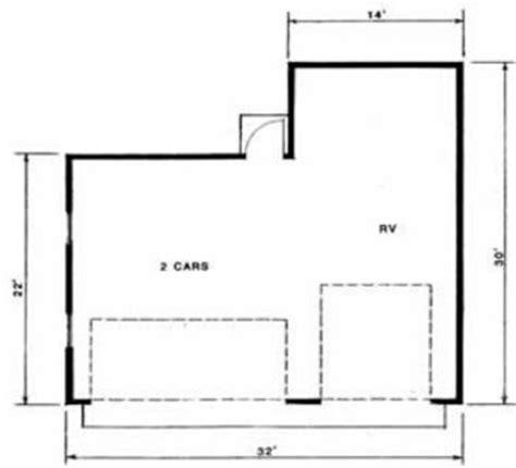 una cochera cuanto mide planos de cocheras planos de casas gratis