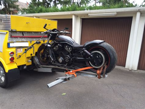 Lenkradschloss Motorrad Versicherung by Vrscd X Night Rod Sp Wichtig Brauche Hilfe