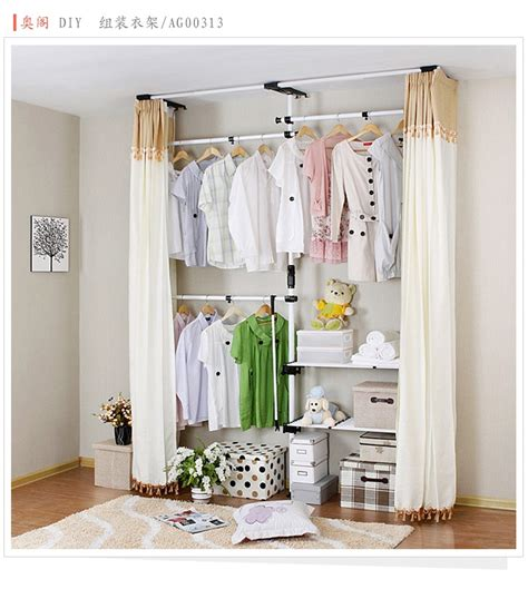 Diy Wardrobes by 17 Best Ideas About Curtain Closet On Baby