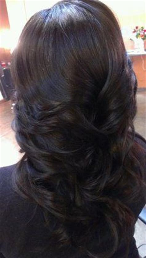 hairstyles for sewn in hair extensions 1000 images about sew in hairstyles on pinterest sew