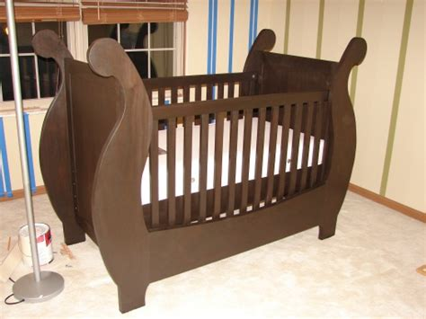 free woodworking plans for baby cradle