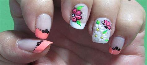 como decorar las uñas facil y rapido uas decoradas faciles be uas decoradas minnie mouse