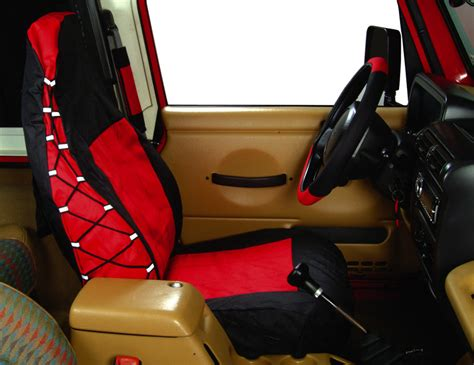 Seat Covers For Jeeps Rage Products 5056730 Rage Products Polycanvas