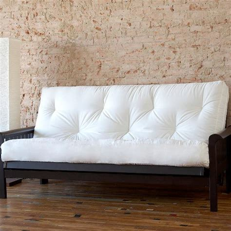 10 Futon Mattress by Size 10 Inch Futon Mattress 13203856 Overstock