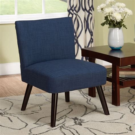 Navy Bedroom Chair 1000 Ideas About Navy Accent Chair On Living
