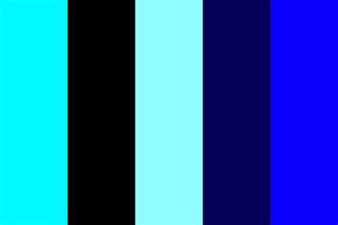 Bright Neon Blue Color by Bright Neon Color Palette Www Pixshark Images