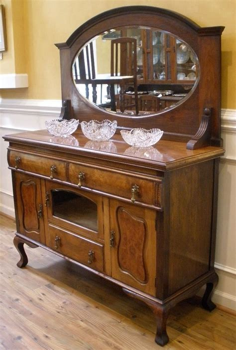 Sideboards: inspiring antique buffet hutch Antique Hutch Cabinet, Vintage Hutches And Buffets