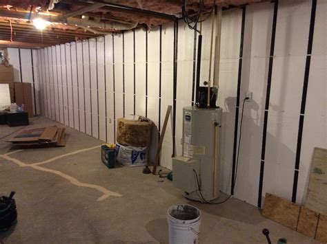 modular basement walls awesome for wallsrock with