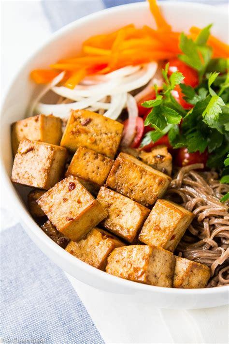 best tofu recipes baked tofu dishes