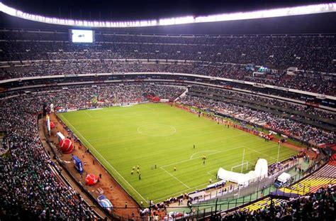imágenes estadio azteca estadio azteca es considerado el cuarto mejor del planeta