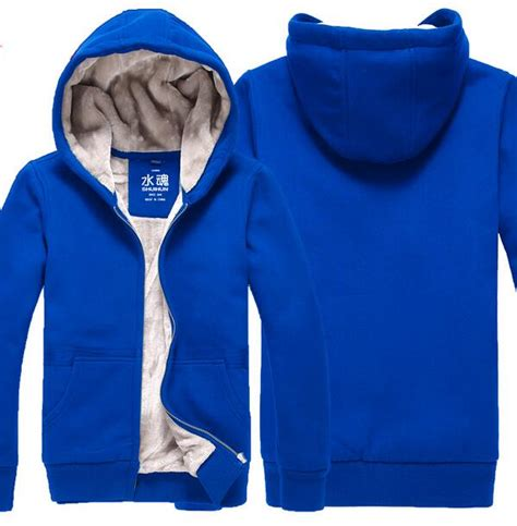 Jaket Zipper Hoddie Sweater Conan aliexpress buy fashion and winter coat hoodie zip up hoodies coat thick plush