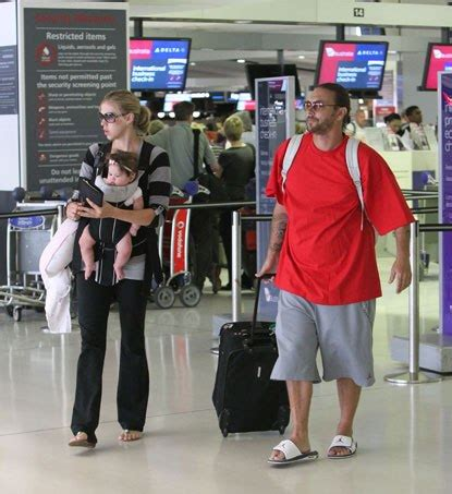 Kevin Federline Lands An Actual 2 by Kevin Federline And Prince Arrive Into Lax With