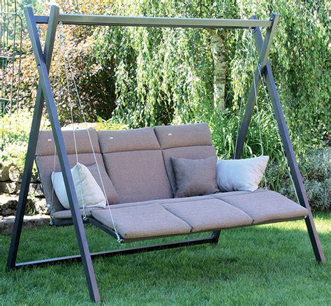 swing schaukel sung 246 rl relax liege schaukel swing 7000 olive