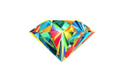 wallpaper of colorful diamonds colorful diamond wallpaper 33704