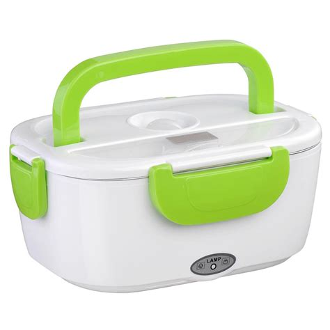 Lunch Storage Containers 1 5 L Portable Car Electric Lunch Box Food Storage