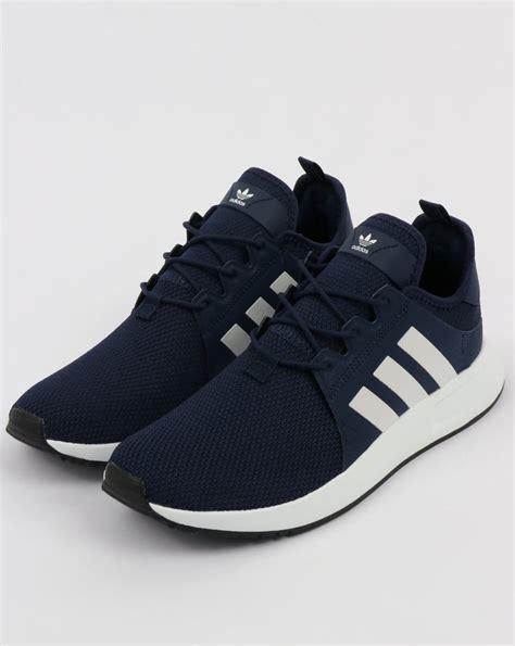 adidas xplr trainers navy blue shoes running x plr originals
