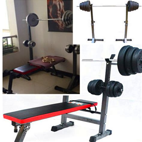 bench press height adjustable heavy duty squat rack bench press weight