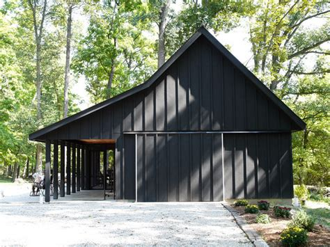 barns garages county line barn contemporary garage and shed cincinnati by drawing dept