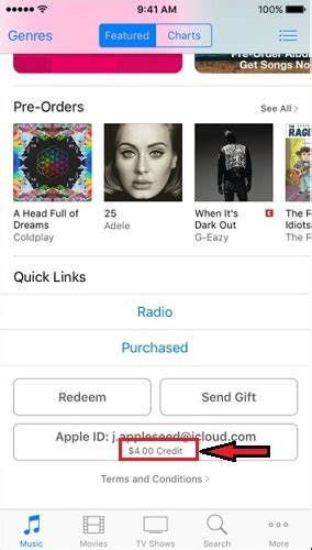 Apple Itunes Gift Card Balance - how to check itunes gift card balance on iphone ipad