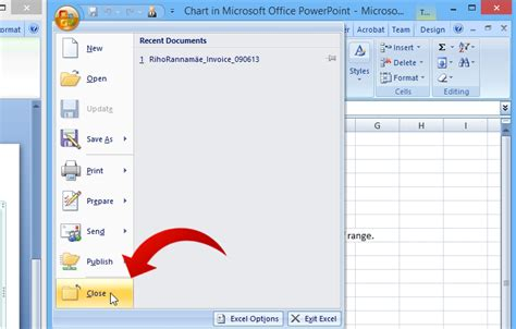 inserting charts in powerpoint 2007 for windows how to embed and insert a chart in a powerpoint presentation