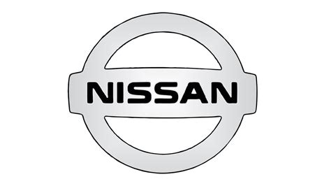 nissan black logo nissan logo black and white pin symbol clipart nissan 5