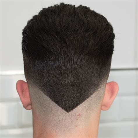 v cut hairstyle for boys the v shaped haircut men s hairstyles haircuts 2017