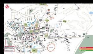 Washington State University Map print university communications washington state