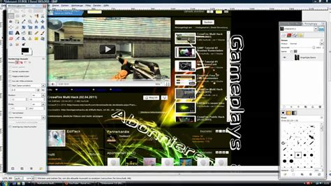 gimp tutorials youtube basics gimp tutorial 3 youtube design erstellen youtube