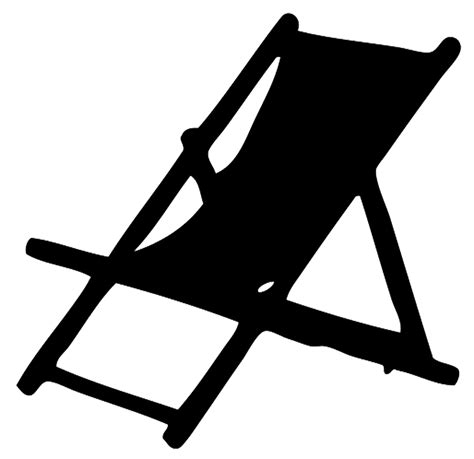 How To Make An Armchair Silhouette Clipart