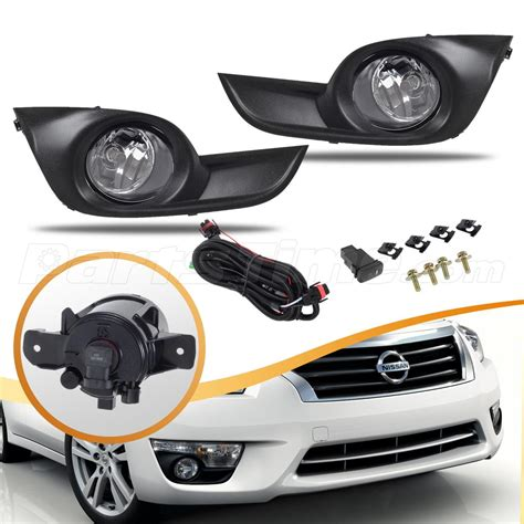 nissan fog light kit for nissan 2013 2015 altima sedan accessory fog light
