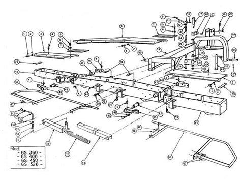kuhn rake parts diagram kuhn tedder parts diagram diarra