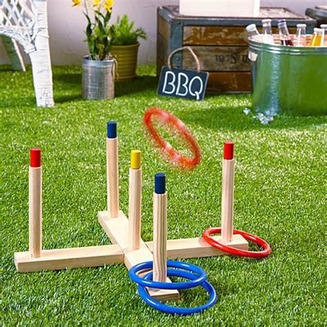 backyard activities for adults outdoor lawn games