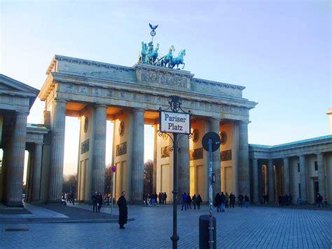 porta di berlino visita la porta di brandeburgo vivi berlino