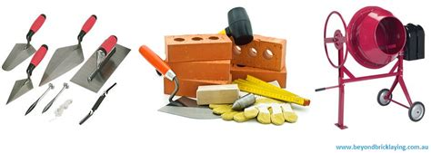 cement tool sales beyond bricklaying