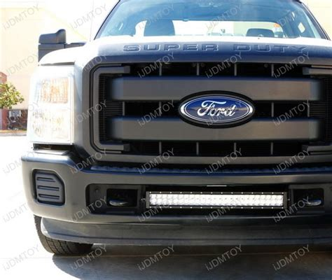 25 led light bar the ford f 250 duty breeds versatility in led light