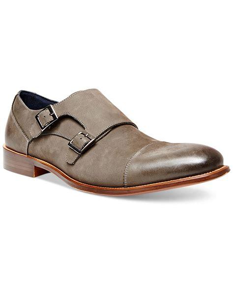 loafers steve madden steve madden renew loafers in gray for lyst