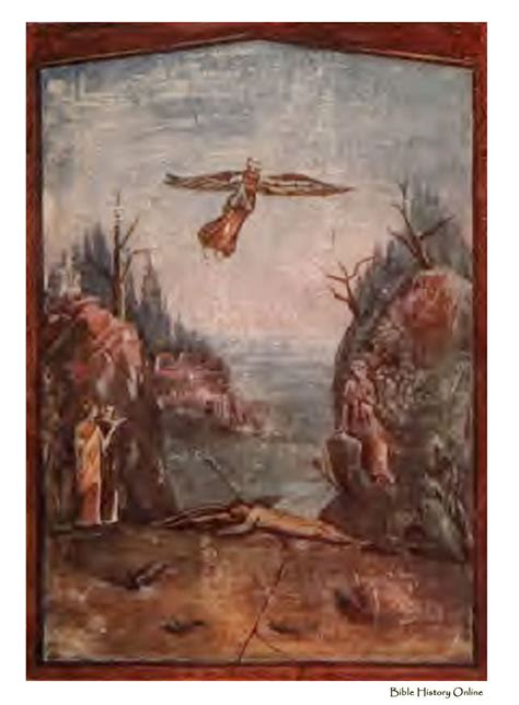 daedalus  icarus images  ancient wall painting