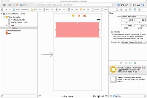 layout guides interface builder auto layout basics codepath ios cliffnotes