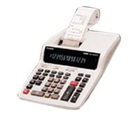 Casio Printing Calculator Dr 140tm elite machines inc products calculators