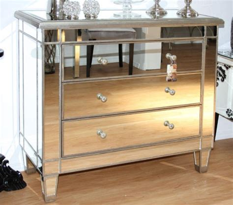 hayworth bedroom collectionbrookes blonde reality mirrored hayworth mirrored silver nightstand pier 1 imports